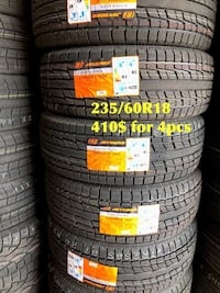 Winter tire sale Richmond Hill, L4C 4L6