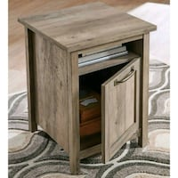Better Homes & Gardens Modern Farmhouse Side Table Houston, 77042