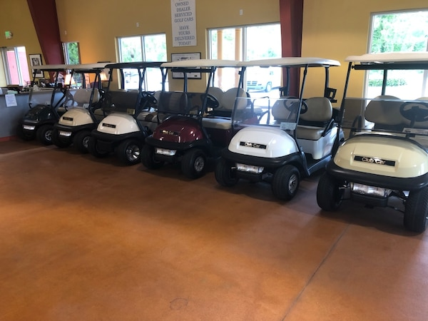 Used Golf Cart Sales Accessories For Sale In Fort Myers Letgo