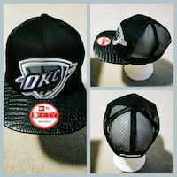 AUTHENTIC NBA BASKETBALL SNAPBACK HAT.  Washington, 20011