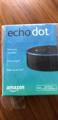 Echo dot brand new, never opened Great Falls, 22066