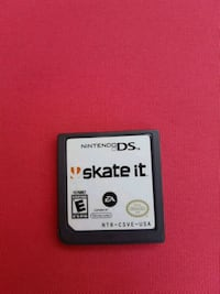 Nintendo DS game ( skate it )...