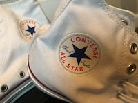 Brand New White Converse Shoes Pioneer Village, 40165