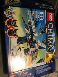 Lego Chima set 70003 New Market, 21774