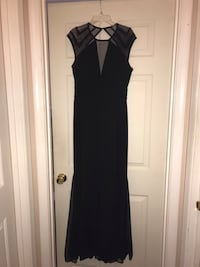 Prom dress only worn once! Size 6 very long also was altered Fredericksburg, 22407