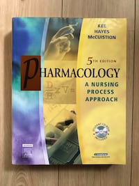Pharmacology 5th Edition A Nursing Process Approach
