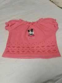 Girl's Disney T-shirt - 6 Months  Barrie, L4N 5B1
