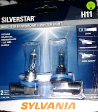 H11 Headlight Bulbs (2 Pack) Never used