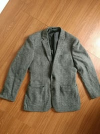 Mens JCREW herringbone tweed fitted blazer jacket  Arlington, 22201
