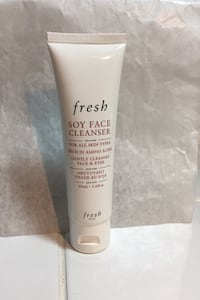 New: Fresh Soy Face Cleanser 50mL VANCOUVER