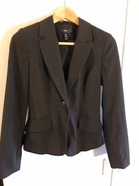 Medium Brown blazer from H&M Coquitlam, V3K 6B9