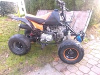 124cc 4 speed manual transmission atv Burnaby, V3N 2R8