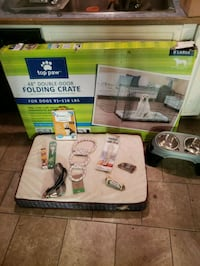 Everything you need for your dog!!  Surrey