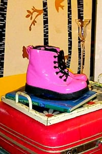 New Youth girls pink h&m rain boots Winchester, 40391