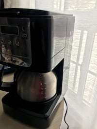 Sunbeam stainless steel 5 cup coffee maker  Whitby, L1N 4X9