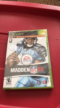 Madden NFL 09 PS3 game case Burlington, L7M