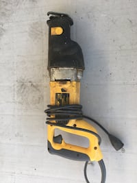 DeWalt reciprocating saw DW309 type1 Richmond, V7C 3C5