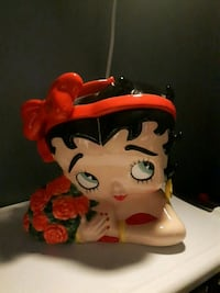 Betty bloop cookie jar Hamilton, L9A 3P4
