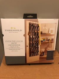 """$8 Brand new over the door shoe organizer holds up to 12 pairs 64""""H x 22""""W  Louisville, 40223"""