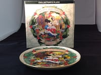 Disney Christmas Through The Years 2001 Lot 96 Contact: Debbie  [TL_HIDDEN]  Catonsville, Md Baltimore, 21229