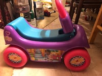 toddler car  doc mcstuffins Burke, 22015
