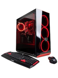 CYBERPOWERPC Gamer Xtreme  Desktop Gaming PC
