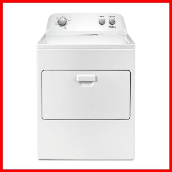 Scratch and Dent Whirlpool 7.0 cu. ft. Gas. Dryer WGD4850HW