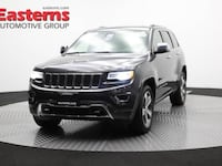 2015 Jeep Grand Cherokee Overland Sterling, 20166