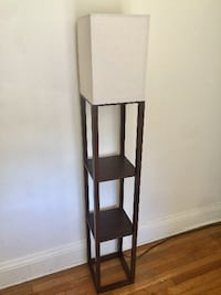 Shelf Floor Lamp Boston
