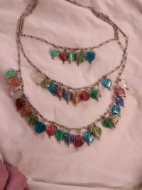 Heart beaded necklace Westmont, 60559