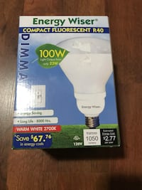 New dimmable light St Thomas, N5R 6M6