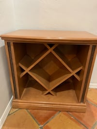 Modern Wooden Wine Holder Storage Miami, 33176