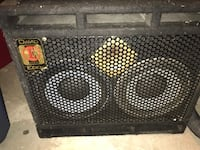 Black and gray guitar amplifier Traverse City, 49684