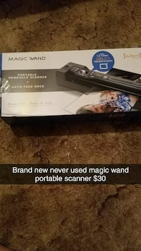 black Magic Wand portable handheld scanner box Lake Charles, 70611