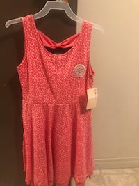 Size 10 girls The Bay sleeveless dress