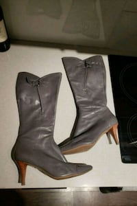 Nine West boots size 9 Toronto, M5A 1N4