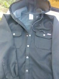 Dickies jacket (mens medium) & gloves (large Plymouth