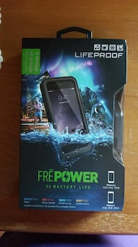 Lifeproof Battery Case for iPhone 6/6s