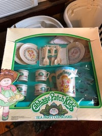 Cabbage Patch Kids Tea Party Set
