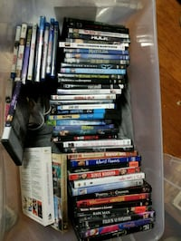$5 each DVD or $100 for entire lot Los Angeles, 91344