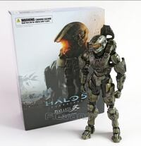 HALO 5 GUARDIANS: MASTER CHIEF PLAY ARTS Erenköy