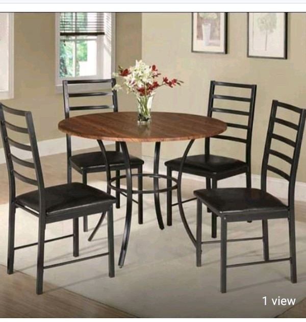 Used Brand New Victoria Dinning Room Set For Sale In Atlanta