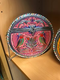 Truck Art Metal Clutch Bags  Oslo, 0275