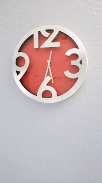 Wall clock Las Vegas, 89123
