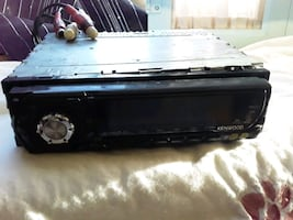 Kenwood Cd receiver / detachable face