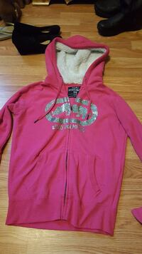red Ecko Unltd full zip hoodie Dartmouth, B2W