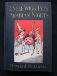 Unvle Wigglys Arabian Nights Copyright 1917 Norman, 73069