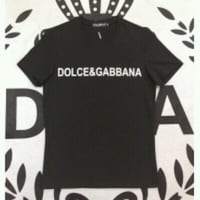 D&G black short sleeved tee Winnipeg, R2V 0L5