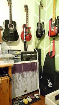 Fender Telecaster copy and Hartke amp with B52 cab Homestead, 33030