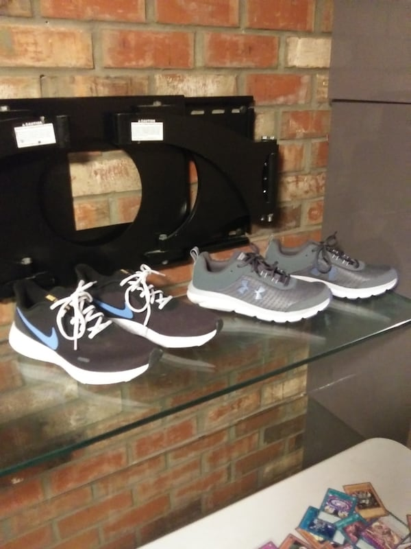 Brand new size 10 nike and underarmor size 10 40 each cb9b4501-c995-4451-a1d3-d4d451b83fda
